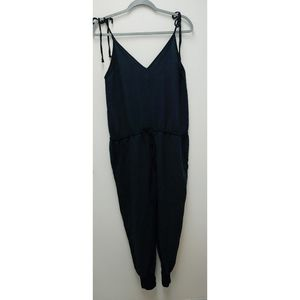 Young Fabulous and Broke Navy Blue Jumpsuit Size S